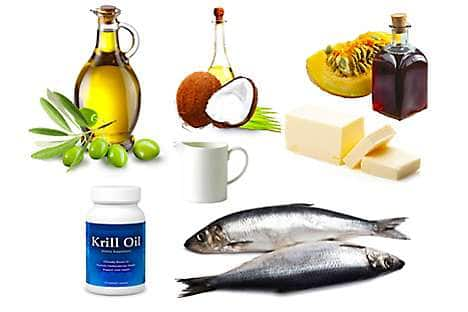 Tabares recommends eating these healthy oil-rich foods