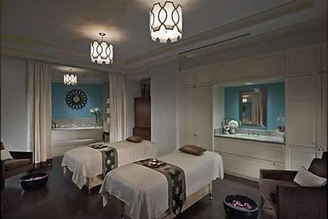 A Spa Suite for two at Mandarin Oriental, Atlanta