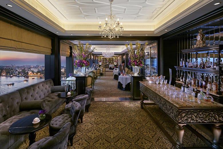 le normandie restaurant mandarin oriental hotel bangkok. Black Bedroom Furniture Sets. Home Design Ideas