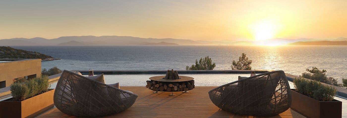Luxury hotels bodrum paradise bay mandarin oriental bodrum - Mandarin oriental bodrum ...