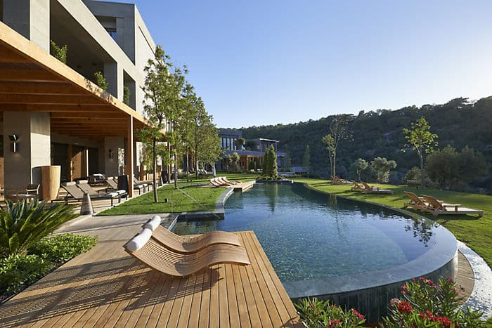 Luxury Bodrum Hotel And Spa Mandarin Oriental Bodrum