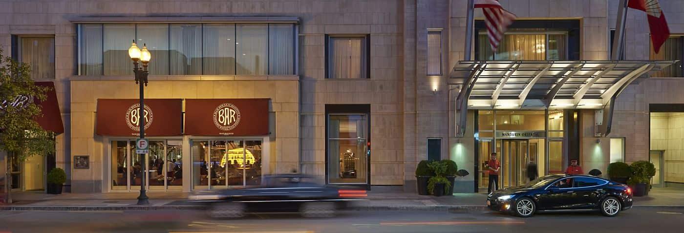 5 Star Luxury Hotels Boston Back Bay Mandarin Oriental