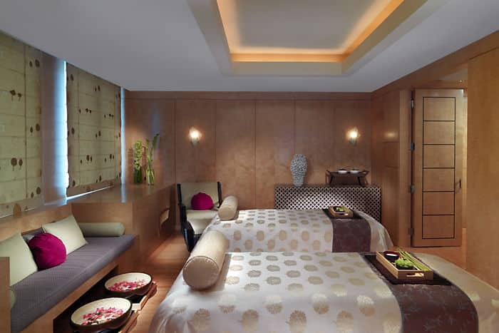 Suite del spa Mandarin
