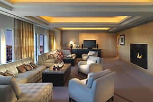 Dynasty Suite Living Room