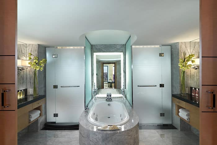 Oriental Suite Bathroom