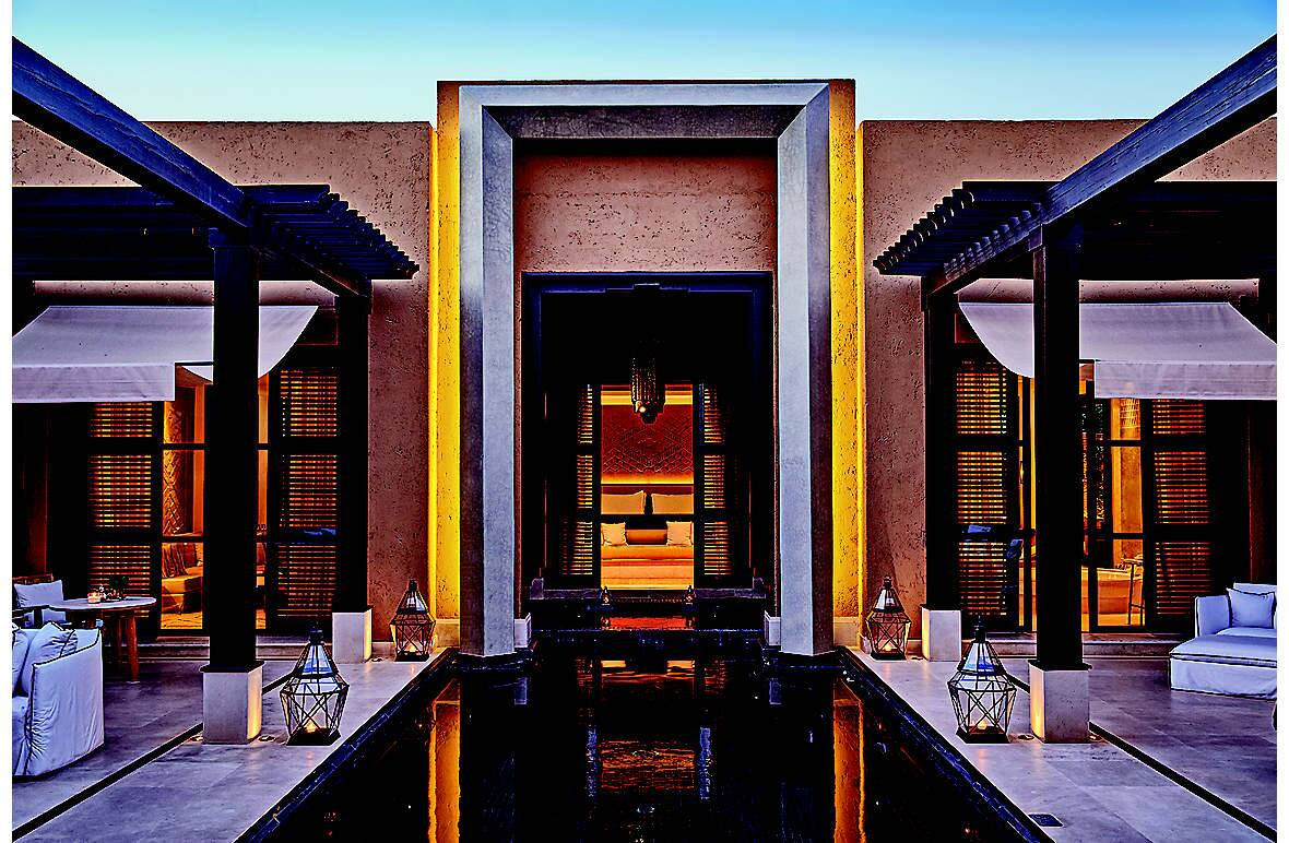 A Pool Villa at Mandarin Oriental, Marrakech