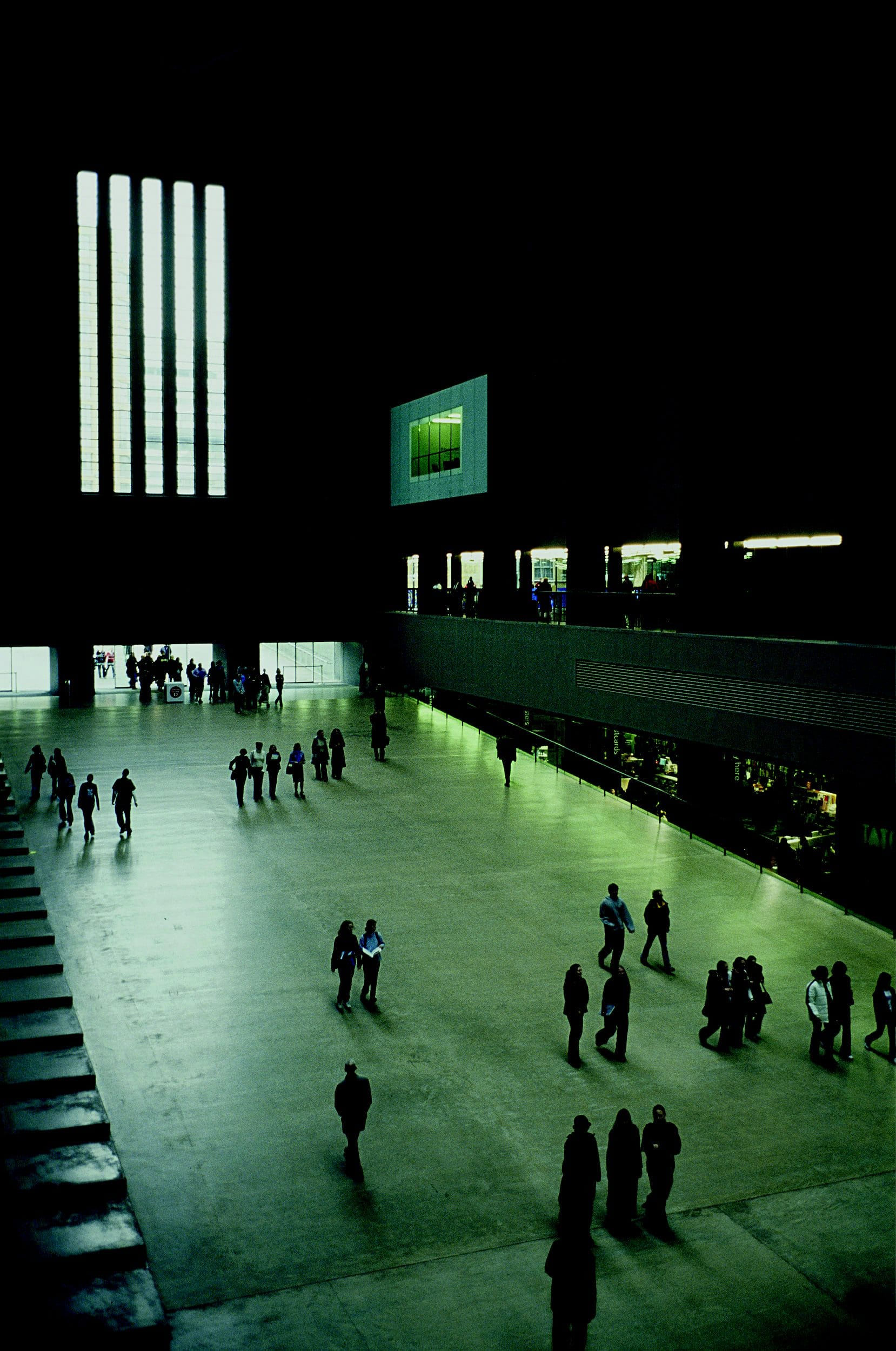 The Turbine Hall at Tate Modern