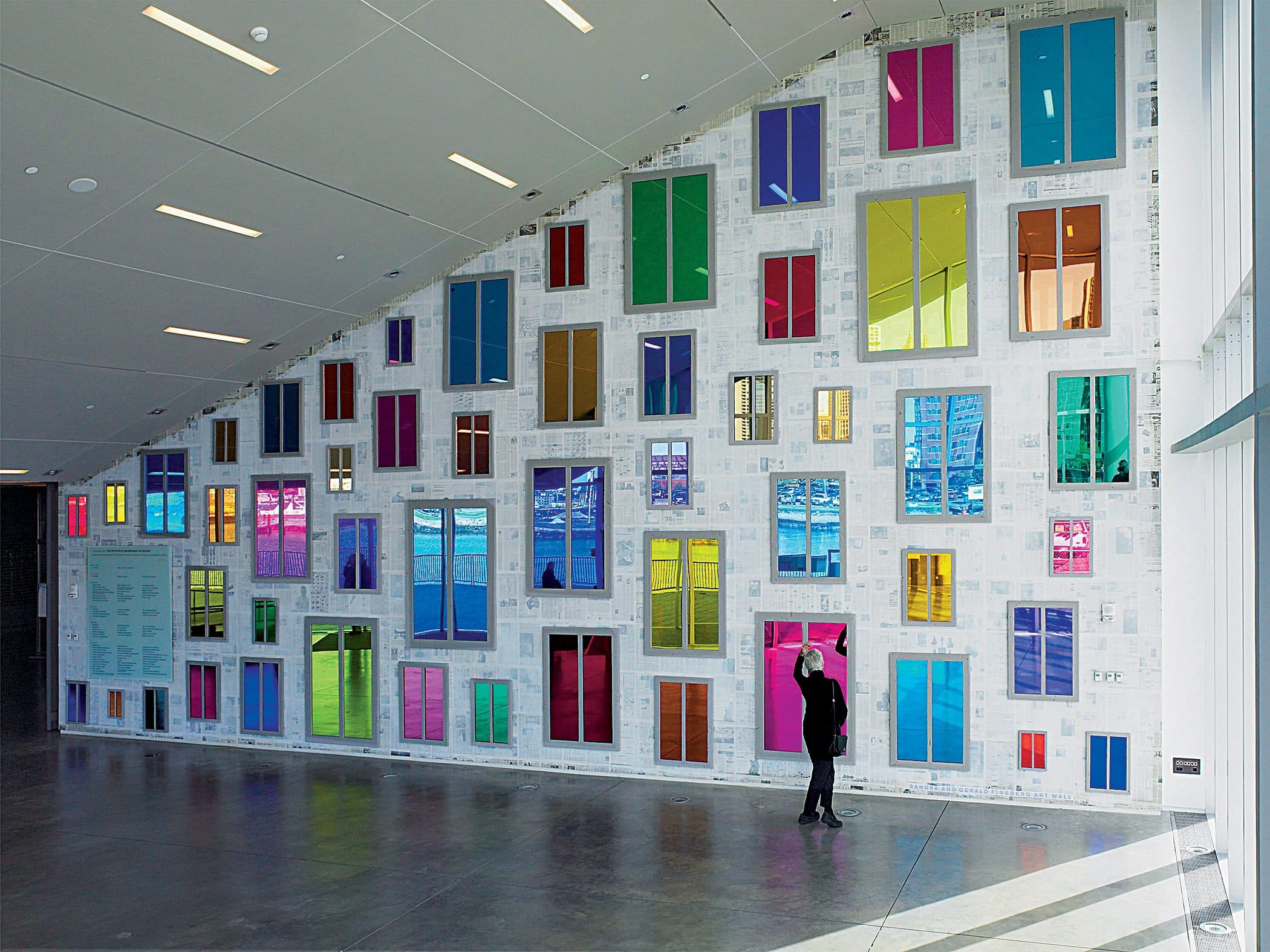 The Institute of Contemporary Art has made a huge impact