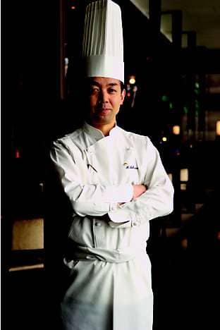 Kenichi Takase, Chef de Cuisine of Sense