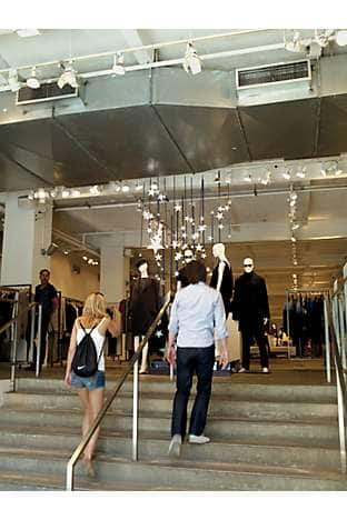 The mini department store Jeffrey was the Meatpacking District's first hip arrival