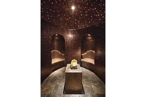 The Moroccan rasul at The Oriental Spa at The Landmark Mandarin Oriental, Hong Kong