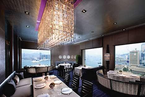 Pierre by Pierre Gagnaire at Mandarin Oriental, Hong Kong