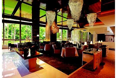 Mandarin Oriental, Kuala Lumpur's Mandarin Grill