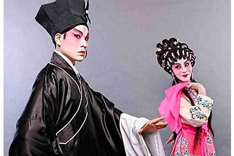 Cantonese opera at the Hong Kong Arts Festival