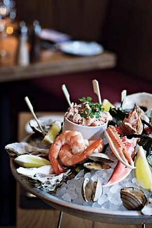 The fruits de mer