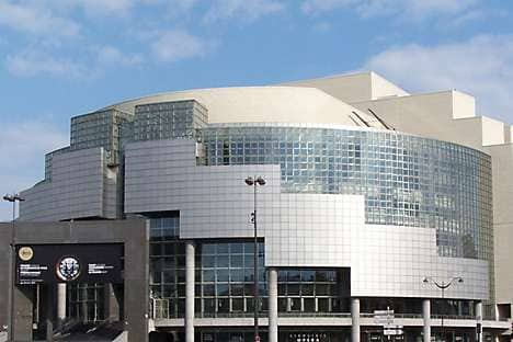 The Opéra Bastille