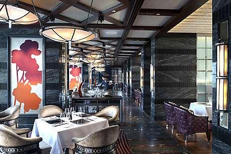 The Vida Rica Restaurant at Mandarin Oriental, Macau