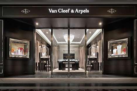 High jewellers Van Cleef & Arpels