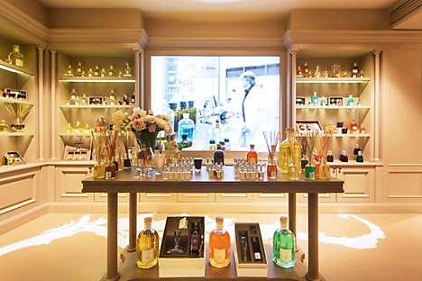 Buy bespoke fragrance at Dr Vranjes