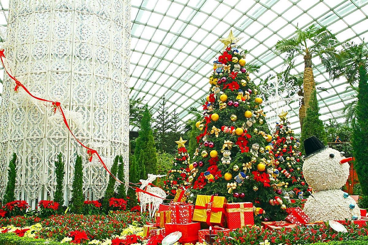 Christmas in Singapore | Mandarin Oriental, Singapore