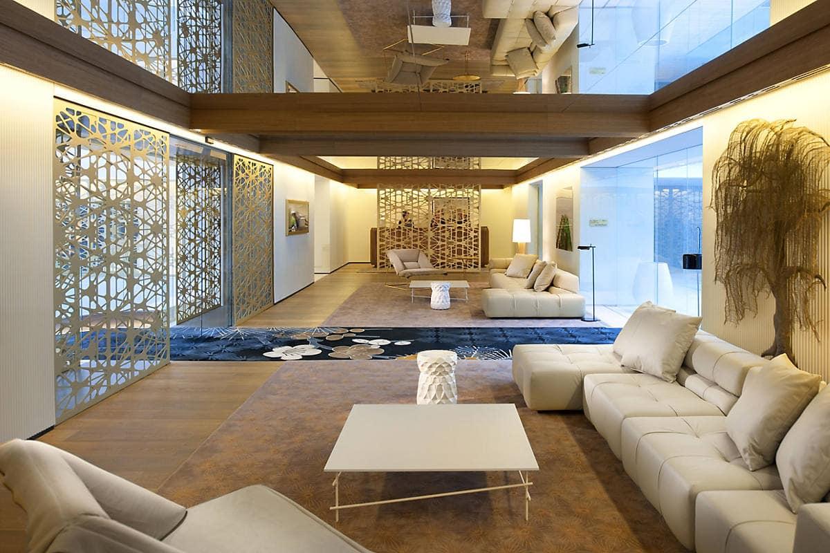 Oriental Interior Design Patricia Urquiola's Design  Destination Momandarin Oriental