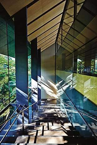 Nezu Museum in Omotesando