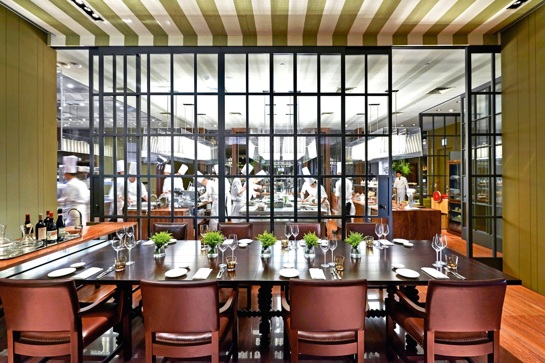 Italian restaurant Bencotto at Mandarin Oriental, Taipei