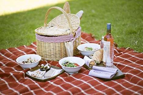Mandarin Oriental Hyde Park, London's picnic basket
