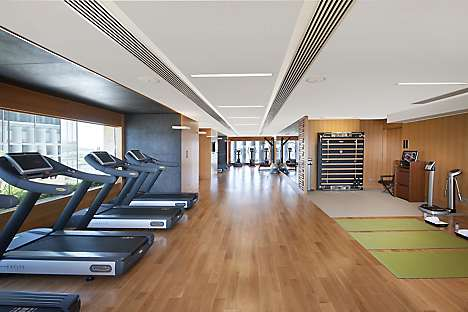 The Fitness Centre at Mandarin Oriental, Macau