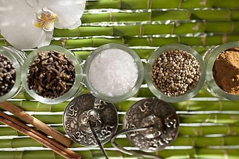 Spices of Portugal treatment ingredients