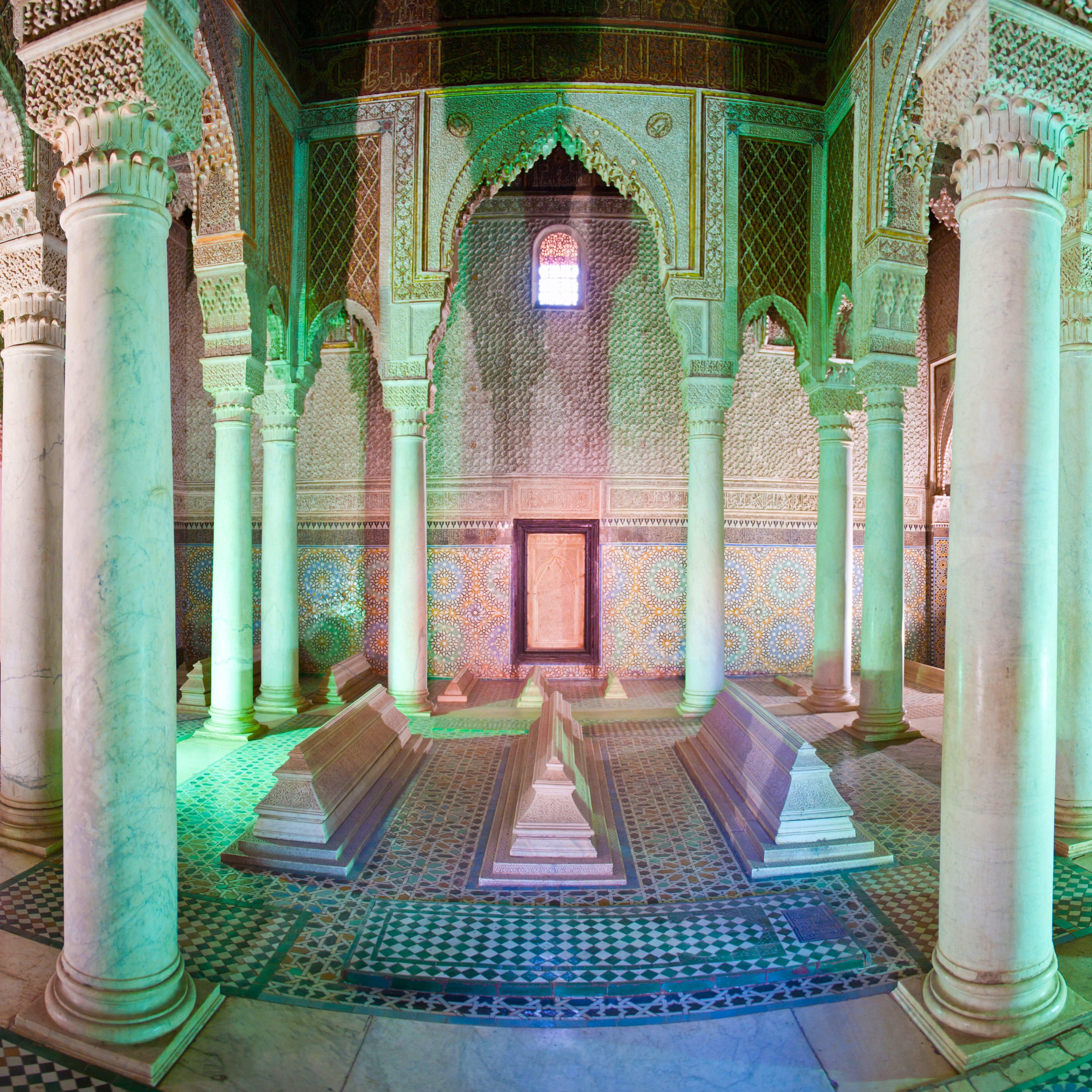 The Saddian Tombs