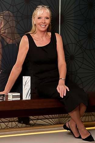 Facialist Linda Meredith