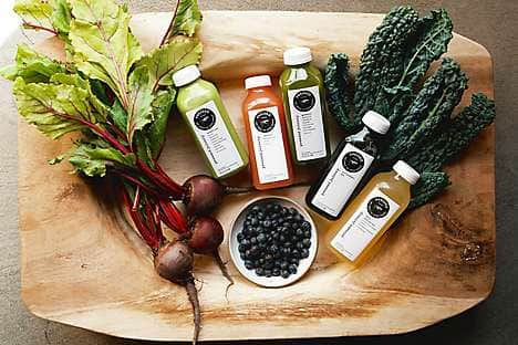 Juices from the Pressed Juicery