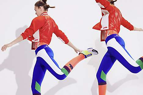 Stella McCartney's Stellasport Collection for Adidas