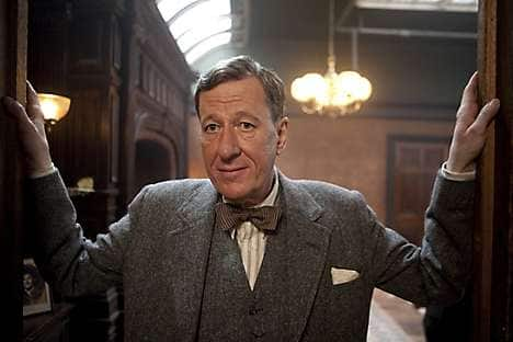 Geoffrey Rush as Lionel Logue in The King's Speech (2010)