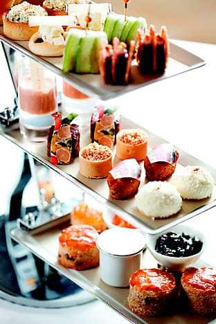 Stella McCartney Afternoon Tea at The Landmark Mandarin Oriental, Hong Kong