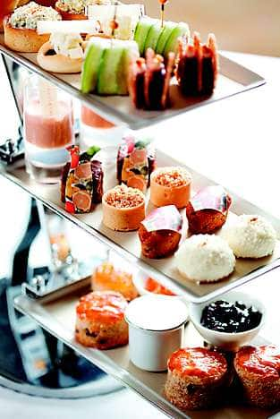 Tea Service In Hong Kong Destination Mo By Mandarin Oriental