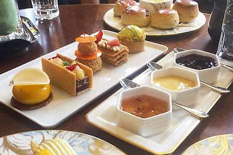 Hats Off Afternoon Tea at The Rosebery Lounge