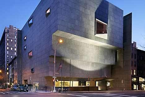 The Met Breuer building, designed by Marcel Breuer