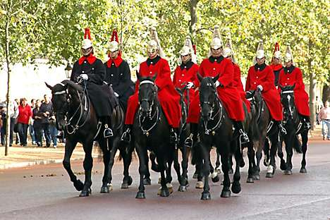 The Household Cavalry