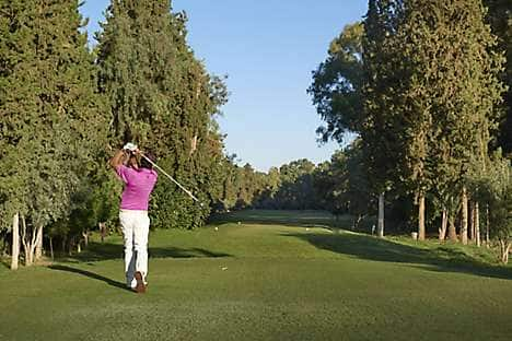 Marrakech's Royal Golf