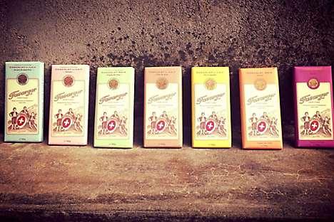 Farvager Héritage chocolate