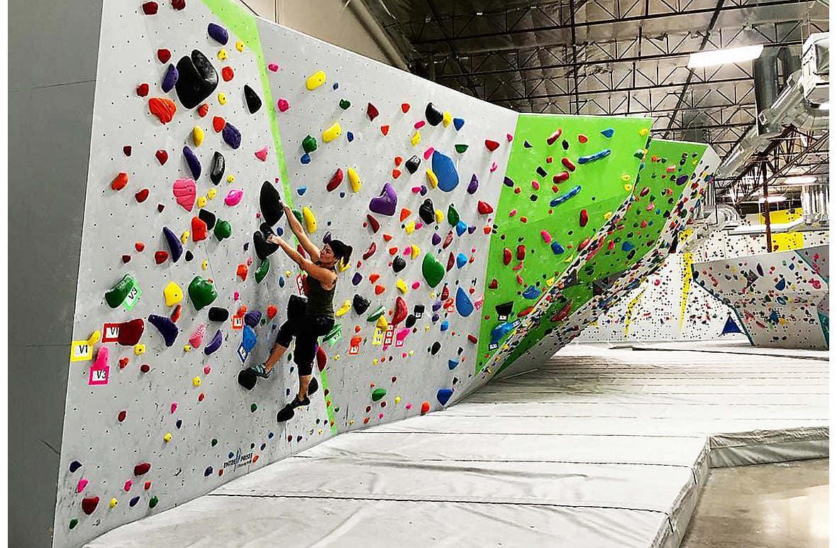 Origin Climbing and Fitness
