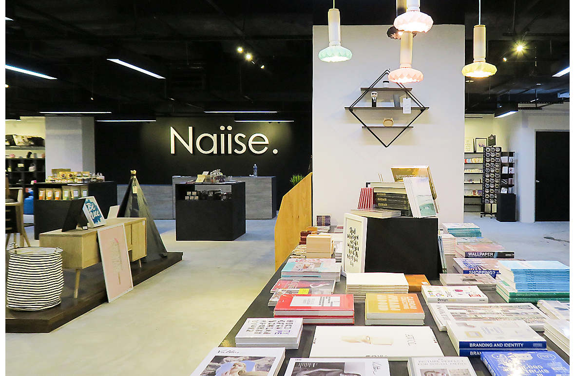 Concept store Naiise