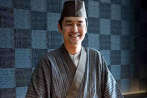 Sushi Sora's Chef de Cuisine, Yuji Imaizumi