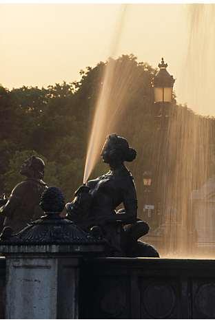 Place de la Concorde, the capital's largest square