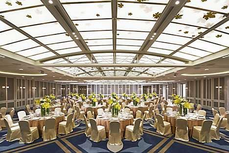 The Ballroom at Mandarin Oriental, Taipei