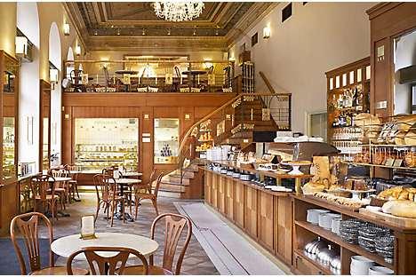Prague's Savoy Café