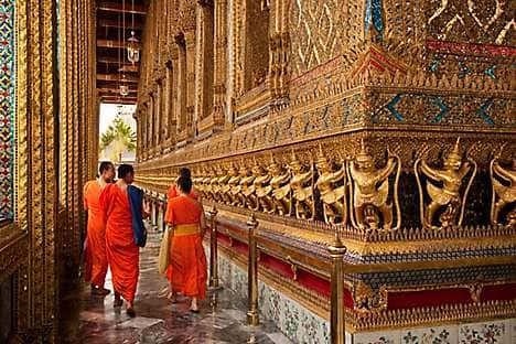 Wat Phra Kaew at the Grand Palace
