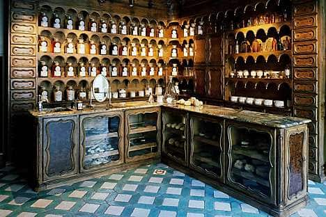 Buly 1803 apothecary